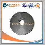 Hoja de sierra circular de carburo de tungsteno para la tala de árboles