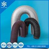 El conducto flexible de aluminio Semi-Rigid /mangueras o tuberías/tubo