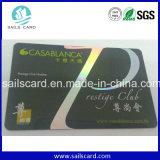 Impressão UV Spot Cartão de PVC