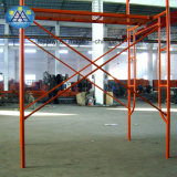 Niedriges MOQ kundenspezifisches Produktions-Rahmen-Baugerüst-Aufbau-System