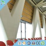 Panneau matériel de copeaux de bois de décoration