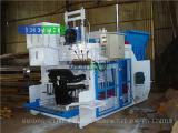 Qmy12-15 automatique machine à fabriquer des blocs de béton hydraulique mobile creux