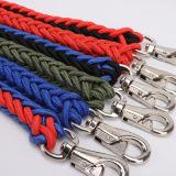 Fournitures pour animaux de compagnie coloré Large-Sized huit actions crochet chien chien de compagnie de la chaîne de traction