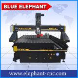 Best fresadora CNC de trabalho da madeira 1325 mobiliário em madeira Router CNC