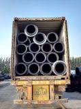 Conjunto de dragado de bridas PE TUBO TUBO de dragado de HDPE