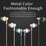 Metal de alta calidad Auriculares intrauditivos con varios colores para el iPhone