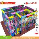 Крытый парк атракционов оборудования спортивной площадки для торгового центра