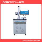 De Laser die van de Vezel van het Aantal van Vin Machine merken