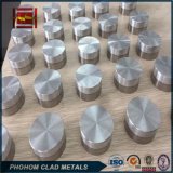 Подгонянное сбывание биметаллической плиты плакирования горячее в Hunan/Далянь/Henan/Baoji/Sichuan/Нанкин