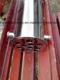 4in. Condensator 9 Roestvrij staal 304 van de Terugvloeiing van Triclamp van Gaten