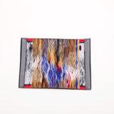 Novo Estilo de Rótulo personalizado de tecidos de poliéster para crianças de suéter de vestuário