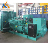 Gerador Diesel 1200kw da indústria com Cummins