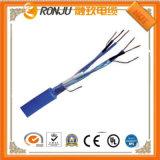 El cable de Rvvp/la base multi blindó Cable/PVC eléctrico flexible aislado y defendió el cable de control