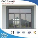 Fabricante experto de China Foshan de ventana de desplazamiento de aluminio