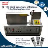 クリーム(YL-125)のための半自動超音波管のシーリング機械