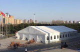 Depósito exterior temporários grandes tenda Armazenamento Industrial tenda para venda