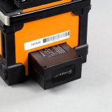 Aus optischen Fasernreparatur-Filmklebepresse-kurzer verbindener Zeit-beweglicher verbindener Maschinen-niedriger Spleißstelle-Verlust