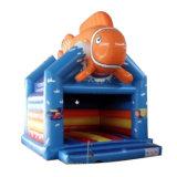 Раздувной скача прыжок замока для малышей