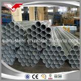 Youfa der Grad des Stahlrohr-Tausendstel-Erzeugnis-ASTM A500 strukturelle Gefäße galvanisierte ringsum Gefäß