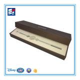 Коробка упаковки Rosary картона Handmade бумаги с вставкой пены