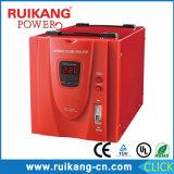 Utilisation initiale de régulateur de stabilisateur de tension de fréquence pour l'ascenseur 1000 3000va