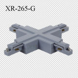 Querspur-Schienen-Verbinder der form-4 der Methoden-LED (XR-265)