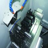 (GH20) Fanuc Syatem carril duro tipo Gang Torno CNC