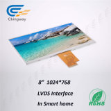 "8 "" 50 Pin TFT, TFT Typ LCD-Bildschirm"