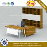 Petite moderne de couleur rose Office Desk (HX-8NE099)