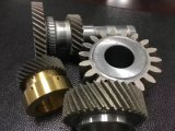 モジュールの鍛造材40cr 16mncr5の鋼鉄ピニオンギヤ