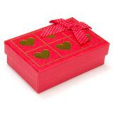 [هيغقوليتي] ورقيّة شوكولاطة صندوق مع صينية