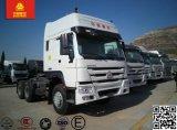 Camión tractor 6X4 camiones pesados HOWO Sinotruck Tráiler Jefe 30-50HP 336/371ton.