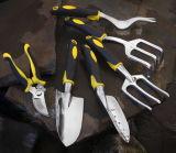 7PCS耐久の頑丈なアルミ合金の園芸工具セット