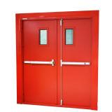 金属の物質的な振動火災安全のドア