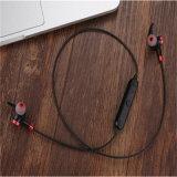 Hoofdtelefoons van de Sporten van het in-oor van Bluetooth Sweatproof van de fabriek de In het groot Draadloze met Microfoon