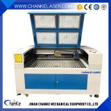 Machine de gravure métallifère et non-métallifère de découpage de laser de CO2 pour des acryliques Plexiglass du perspex PMMA