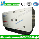 De Stille Stroom Genset van Cummins met Brushless Alternator 60kw 66kw