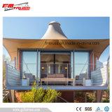 Zone de villégiature Hôtel Spécial Roon structure membranaire de conception