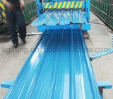 PPGI de haute qualité/prix d'usine PPGL Feuille d'acier trapézoïdal