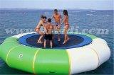膨脹可能なジャンプ水トランポリン、販売D3017のための膨脹可能な海のトランポリン