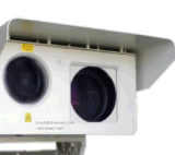 6.5 Km長距離レーザーの夜間視界IPのカメラ
