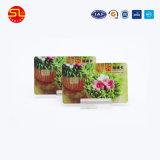 Sle5542 Carte à puce Carte de code à barres/PVC/carte composite