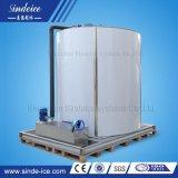 Flake Ice maker evaporador tambor para la pesca y la carne