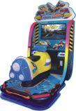 O jato esquia esquis a fichas internos do jato da máquina do vídeo do simulador da arcada e de console do jogo do balanço