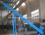 Ls-70 резиновые шнековый конвейер ленточный транспортер порошка отходов переработки шин