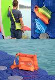 屋外の水泳は電話カメラのダイビングのシール防水袋乾燥した袋女性の人のS M Lのための漂うショルダー・バッグを袋に入れる