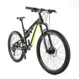 22speedオイルのディスクブレーキのアルミニウム完全な中断Mountianのバイク27.5er