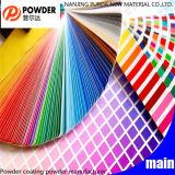 정전기 살포 열경화성 Ral 색깔 분말 코팅 페인트