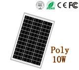 고능률 태양 전지 다결정 실리콘 10W 태양 전지판