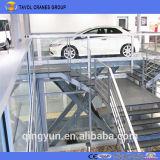 L'automobile idraulica personalizzata Scissor l'elevatore per il prezzo dei garage